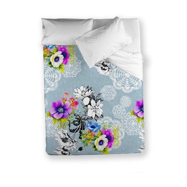 Obliečky Water Lilly Blue, 160x200 cm