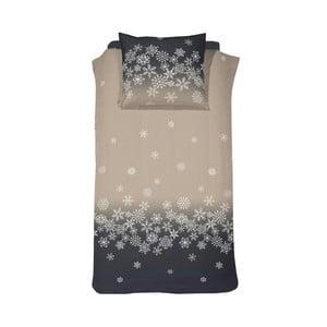 Obliečky Crystal Sand, 140x200 cm