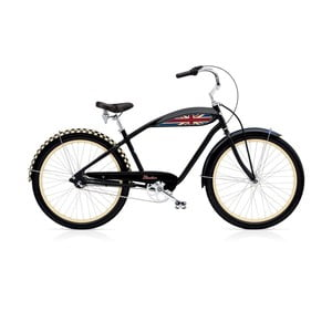 Pánsky bicykel Mod 3i Black