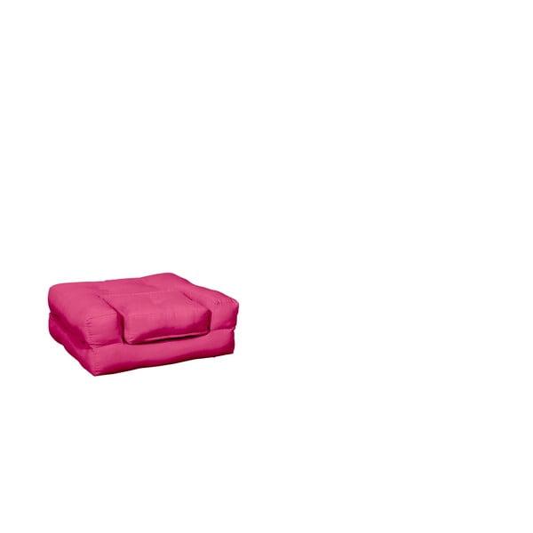 Detské kresielko Karup Baby Cube Magenta