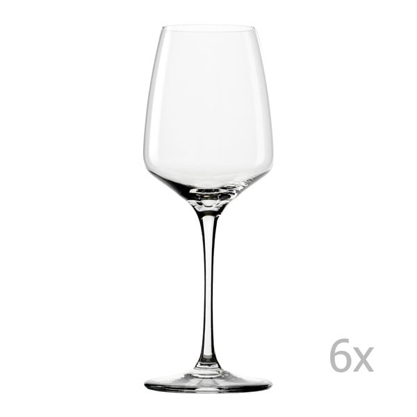 Set 6 pohárov Experience White Wine, 350ml