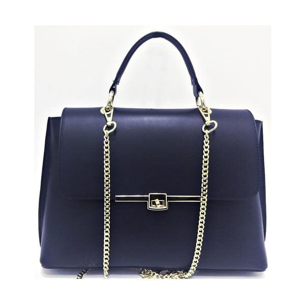 Kožená kabelka Lilu Blue