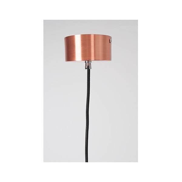 Závesné svietidlo Mora S Copper