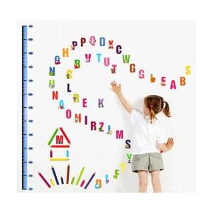 Sada samolepiek Ambiance Kids Alphabet