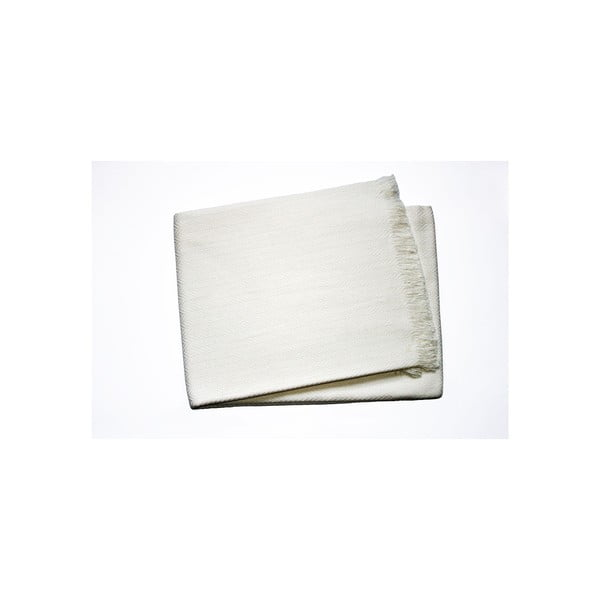 Ľahká deka Skyline Cream, 140x250 cm