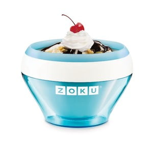 Modrý zmrzlinovač Zoku Ice Cream