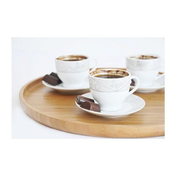 Bambusový podnos na kávu Bambum Capuccino