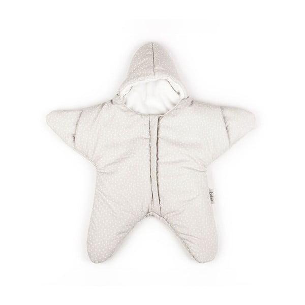Detský spací vak Star Beige