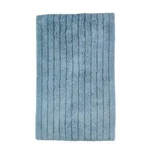 Sivo-modrá kúpeľňová predložka Zone Prime, 50x80cm