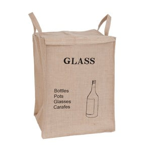 Kôš na recykláciu skla Clayre & Eef