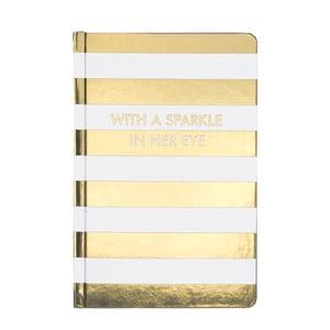 Zápisník Tri-Coastal Design Sparkle