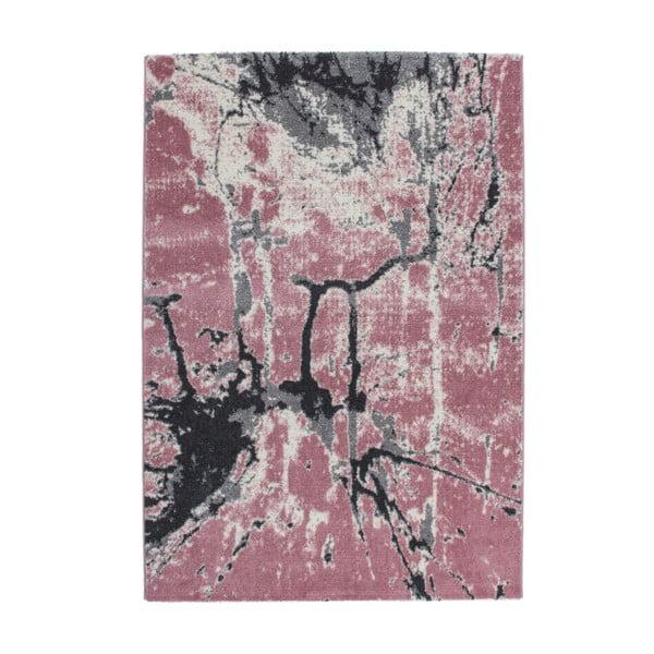 Koberec Playa 160x230 cm, ružový