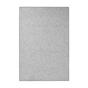 Koberec BT Carpet Wolly v sivej farbe, 80 × 150 cm