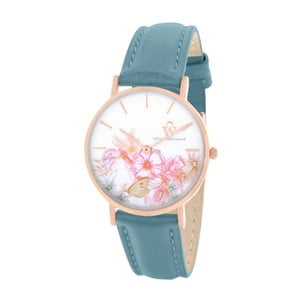 Dámske hodinky s remienkom v modrej farbe Olivia Westwood Nemia b7b3ebd8e31