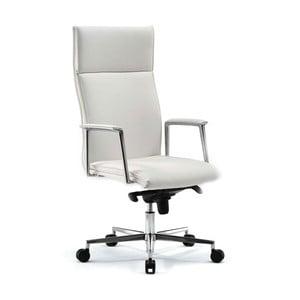 Kancelárska stolička na kolieskach Mithos Zago, biela