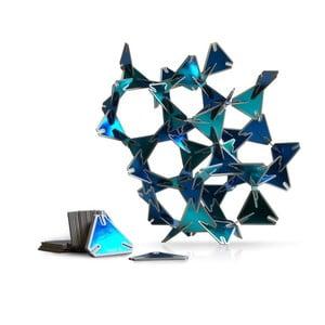 Skladačka Mon Petit Art Triangulo Sky
