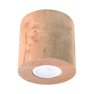 Drevené stropné svietidlo Nice Lamps Roda