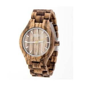 Drevené hodinky Timewood Zebrus