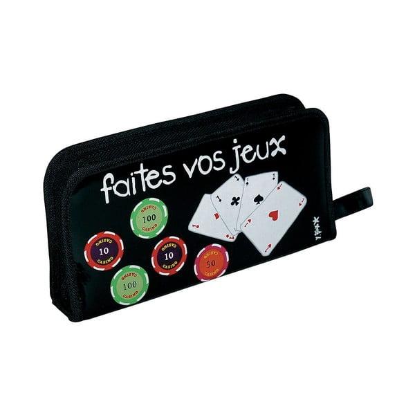 Sada na poker Grillades