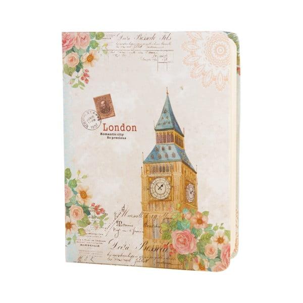 Malý zápisník London