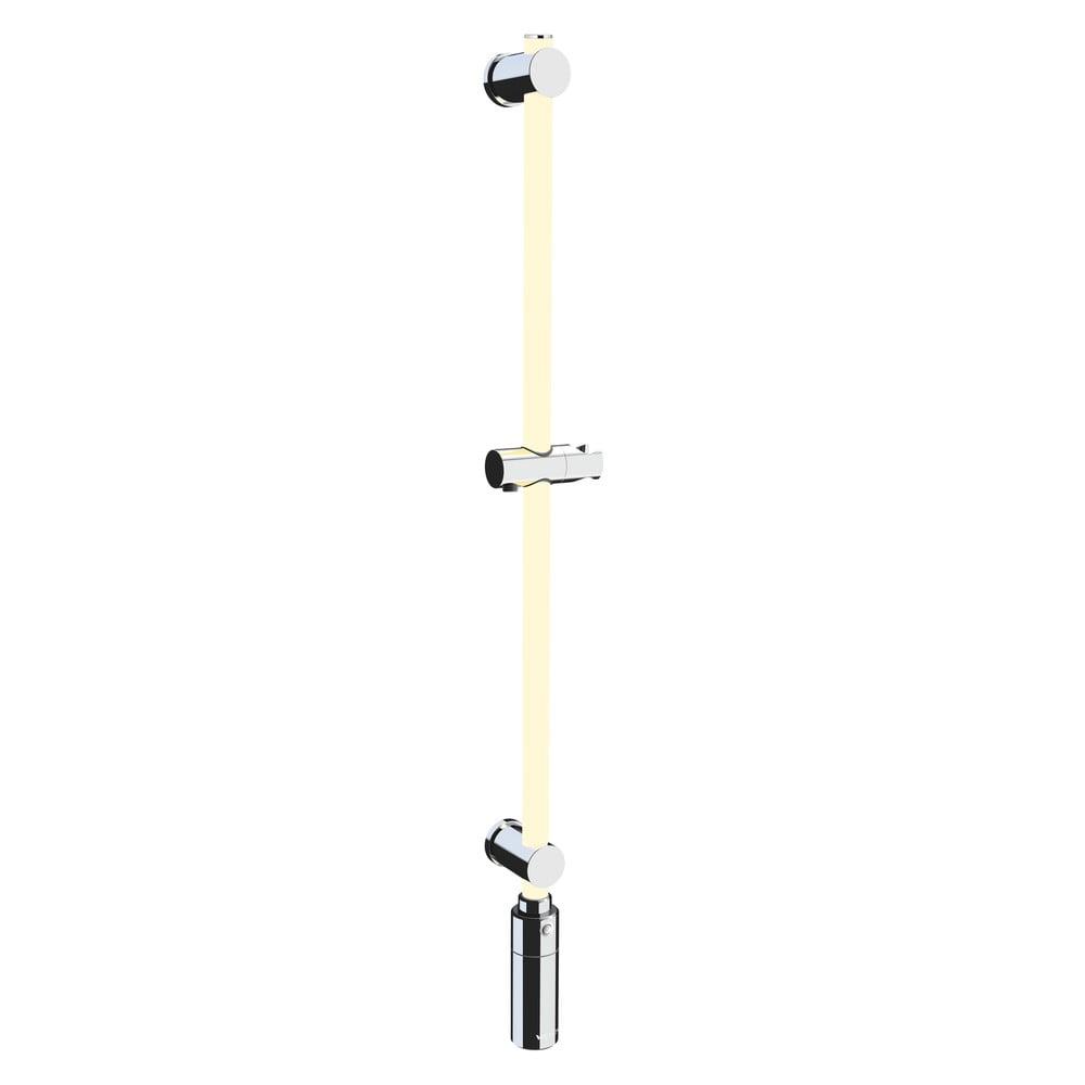 Svetelný LED panel do sprchy Wenko RGB, dĺžka 94 cm
