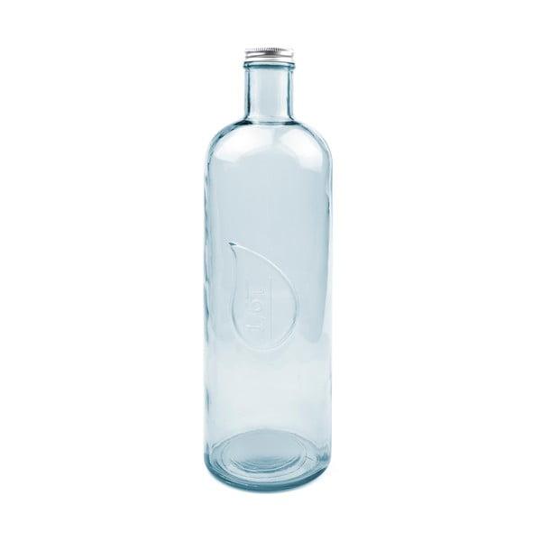 Fľaša Drop, ľadová modrá