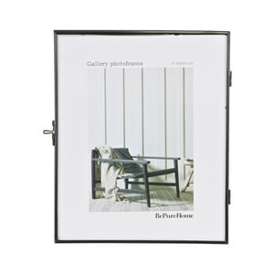 Stolový fotorámik BePureHome Gallery, na fotografiu 21,5 × 26,5 cm