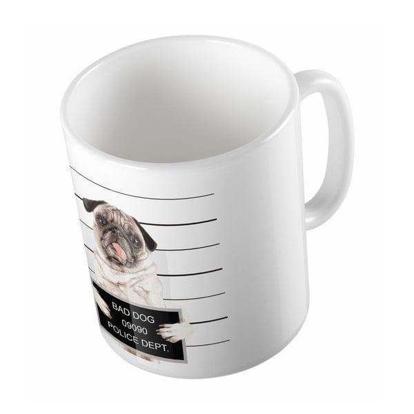Keramický hrnček Bad Dog, 330 ml