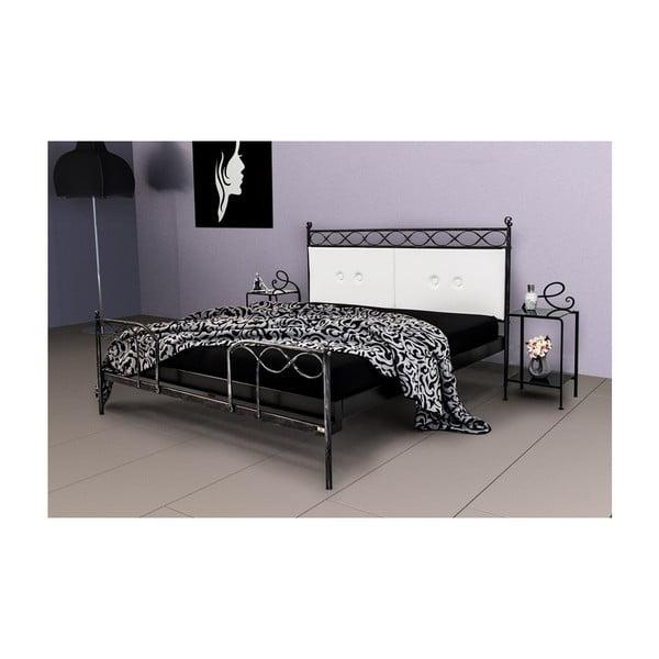 Kovaná posteľ Classic Leticia