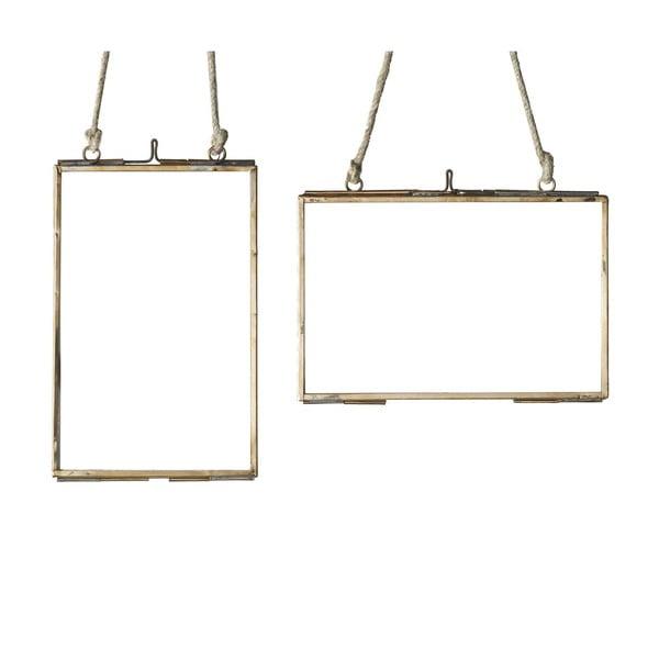 Sada 2 závesných rámikov Parlane, 13x18 cm
