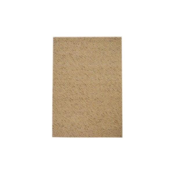 Vlnený koberec Monza Beige, 140x200 cm