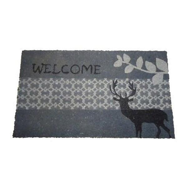 Rohožka Welcome Deer, 40x70 cm