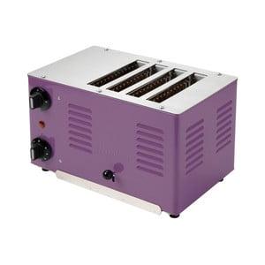 Dizajnový toaster Rowlett Rutlands Four, Plum