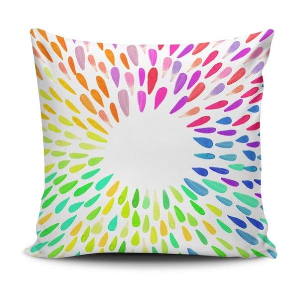 Vankúš s prímesou bavlny Cushion Love Garito, 45 × 45 cm