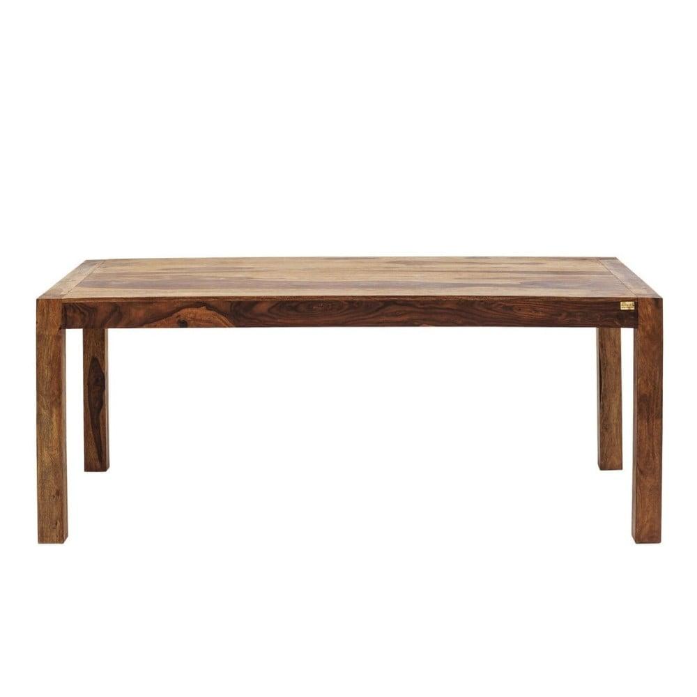 Drevený jedálenský stôl Kare Design Authentico, 160 × 80 cm