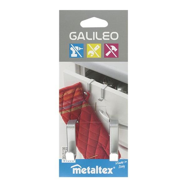 Dvojitý háčik na dvierka Metaltex