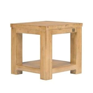 Odkladací stolík z akáciového dreva SOB Seaside