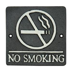 Nástenná ceduľa No Smoking