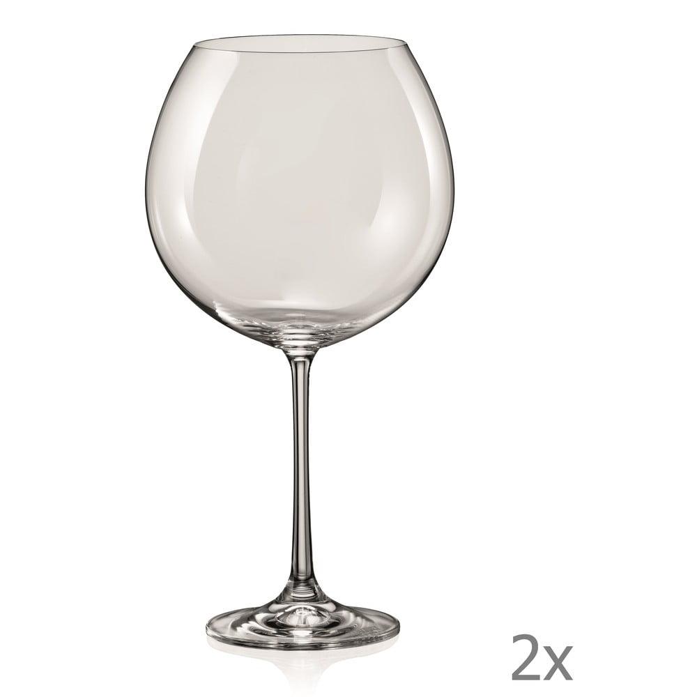 Súprava 2 pohárov na víno Crystalex Grandioso, 710 ml
