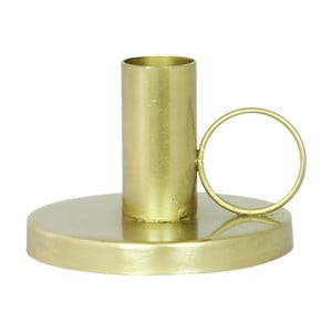 Držiak na sviečku Handle Brass