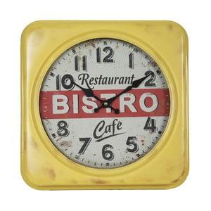 Nástenné hodiny Antic Line Clock, šírka 35 cm