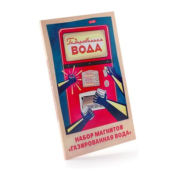Sada magnetiek Soda Machine