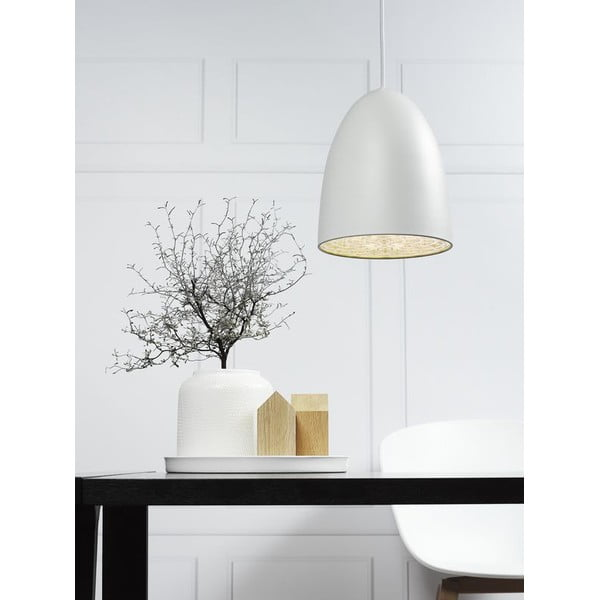 Stropné svetlo Nordlux Nexus 20 cm, biele