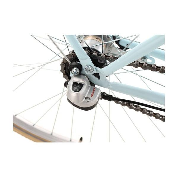 "Dámsky bicykel City Bike Casino Blue Gang, 28"""