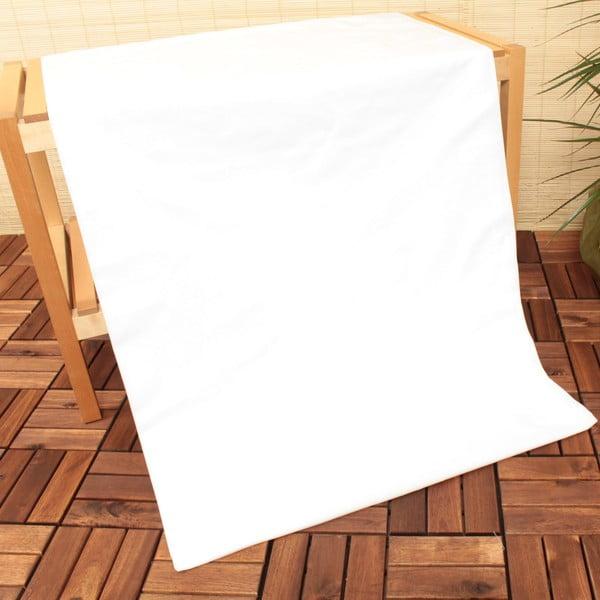 Elastická plachta U.S. Polo Assn. White, 100x200 cm