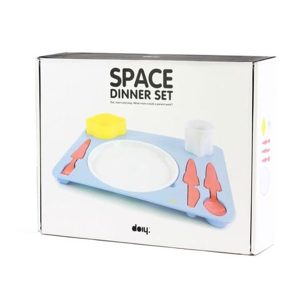 Jedálenská sada Space Dinner