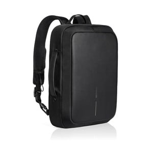 Čierny bezpečnostný batoh XD Design Bobby Bizzy