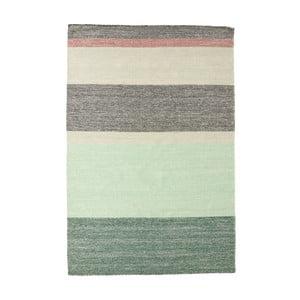 Vlnený koberec Pulvis Plum, 140x200 cm
