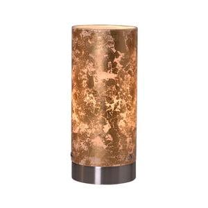 Stolová lampa zlatej farby Naeve Magda, výška 20 cm