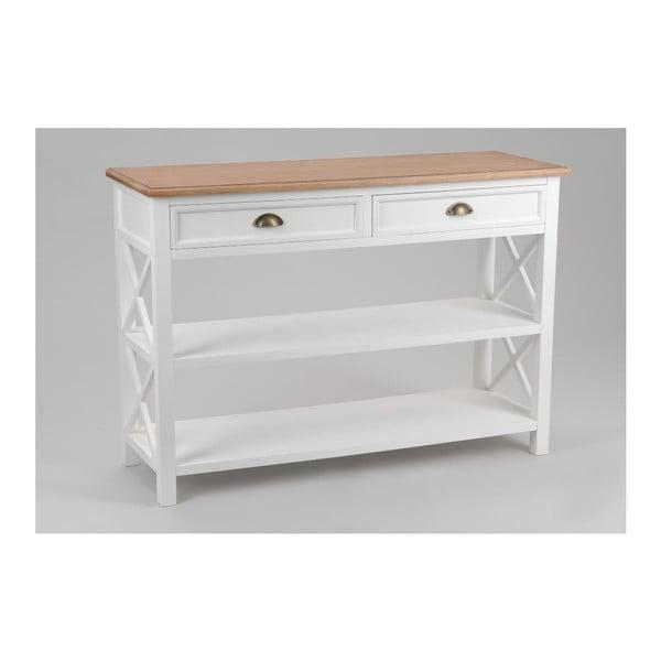 Konzolový stolík Provence, 83x120x41 cm